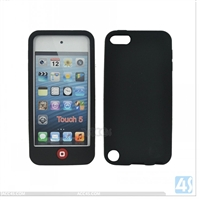 Silicone Shockproof Case for iPod Touch 5