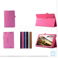 Folding Leather Case for LG G Pad 10.1/V700