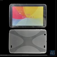 X Type TPU Protective Case for LG G Pad 10.1/V700