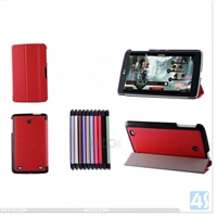 Three Folding Leather Case for LG G Pad 8/V480