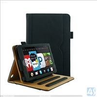 Stand Leather Case for Amazon Fire HD 6(2014)