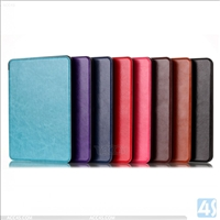 Flip Leather Case for Amazon Kindle with touch 2014