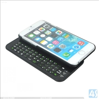 Backlit Bluetooth Keyboard for iPhone 6