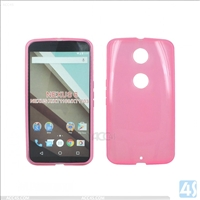 Smooth TPU Soft Case for Google Nexus 6/X