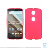 Frosted TPU Soft Case for Google Nexus 6/X