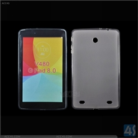Frosted TPU Soft Case for LG G Pad 8/V480