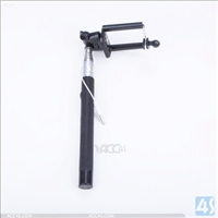 Non-battery Cable Selfie Stick for Mobile Phones