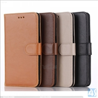 Leather Wallet Stand Case for Google Nexus 6/X
