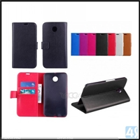 Stand Leather Wallet Case for Google Nexus 6/X