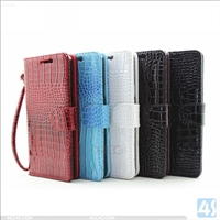 Leather Wallet Case for Samsung Galaxy A7(SM-A700FD)