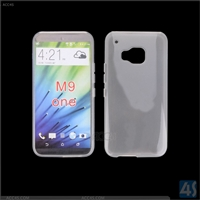 Smooth TPU Soft Case for HTC One M9