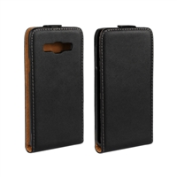 Genuine Leather Case for Samsung Galaxy A7(SM-A700FD)