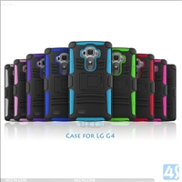 PC Silicone Hard Case for LG G4