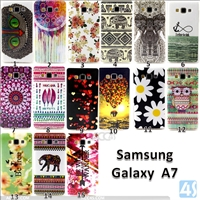 TPU Soft Case for Samsung Galaxy A7(SM-A700FD)
