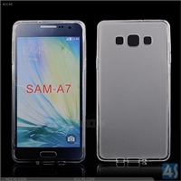 Frosted TPU Soft Case for Samsung Galaxy A7(SM-A700FD)