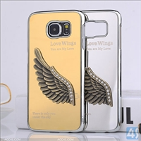 Metal Hard Phone Case for Samsung Galaxy S6(SM-G925F)