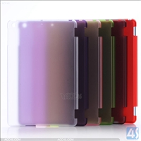 Frosted Plastic Hard Case for iPad Air