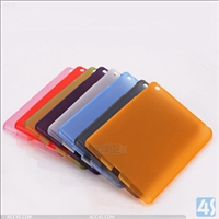 Frosted Plastic Hard Case for iPad Mini 2/3