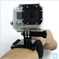 Camera Wristband for Gopro Hero 2/3/4 GP94