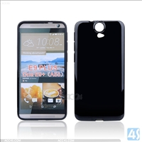 Smooth TPU Soft Case for HTC E9 Plus(One E9+)