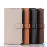 PU Leather Wallet Case for LG G4