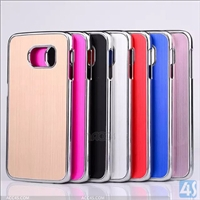 Plastic Hard Case for Samsung Galaxy S6 Edge