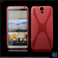 X Type TPU Soft Case for HTC E9 Plus/A55