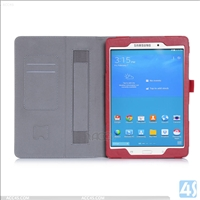 Leather Wallet Stand Case for  Samsung Galaxy Tab A 8.0 T350