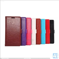 Wallet Leather Stand Case for LG G4