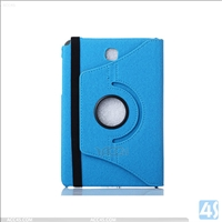 Rotating Leather Case for Samsung Galaxy Tab A 8.0 T350