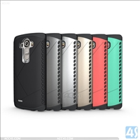 PC + TPU Customized Case for LG G4