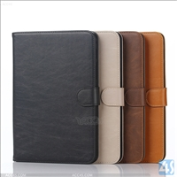 Leather Wallet Flip Case for Samsung Galaxy Tab A 8.0 T350
