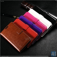 Leather Wallet Case for Samsung J5 J500