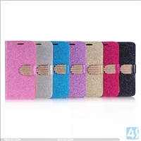 PU Leather Wallet Case for Samsung Galaxy S6 Edge