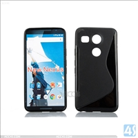 "S line TPU Case for GOOGLE Nexus 5X (5.2"" 2015)"