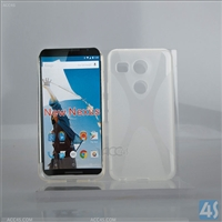 "X type TPU Case for GOOGLE Nexus 5X (5.2"" 2015)"