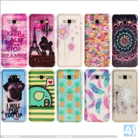 Soft TPU Glitter Case for SAMSUNG A8 (IMD)