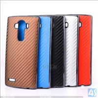 Fiber PC Hard Slim Back Case Cover for LG G4