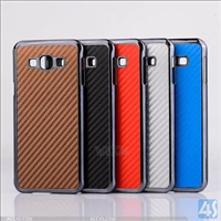 Fiber Glossy PC Hard Case for Samsung Galaxy A8