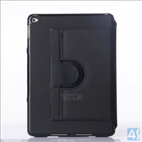 PU Leather 360 Rotation Case Cover for Apple iPad Air 2