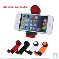 Adjustable Car Air Vent Mount Holder Stand for Mobile Phone