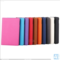 360 rotary leather case for ipad mini 4 with card solts