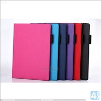 360 rotary leather case for ipad pro with card solts