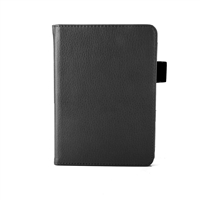 Litchi PU Leather Wallet Case With Pen Slot for Amazon New Kindle Paperwhite