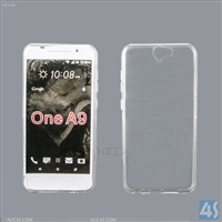Soft Clear TPU Case Cover for HTC One A9