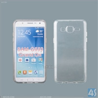 Soft TPU Clear Case Cover for SAMSUNG Grand On /G550