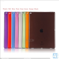 Soft TPU Clear Case for Apple iPad Pro 12.9