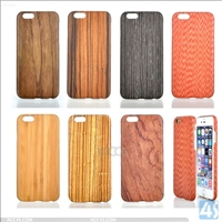 Hard Real Wood Case for iPhone 6 6s