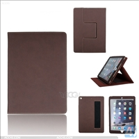 360 Rotation Detachable PU Leather Case for Apple iPad Air 2