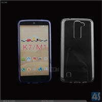 Soft TPU Clear Case for LG K7 M1